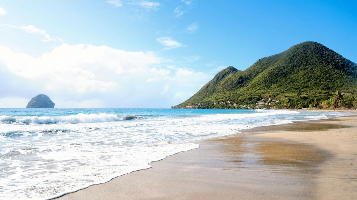 Les atouts d'une location de voiture en Martinique
